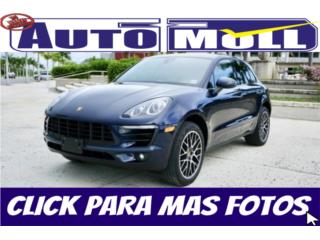 Porsche, Macan 2018, Cayenne Puerto Rico
