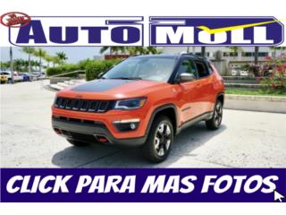 Jeep, Compass 2018, Ford Puerto Rico