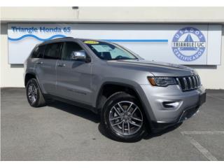 Jeep, Grand Cherokee 2019, Wrangler Puerto Rico
