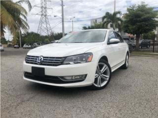 Volkswagen Puerto Rico Volkswagen, Passat 2012
