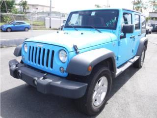 Jeep Puerto Rico Jeep, Wrangler 2017