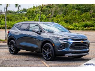 Chevrolet, Blazer 2019, Traverse Puerto Rico