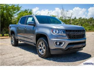 Chevrolet, Colorado 2019  Puerto Rico