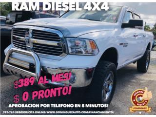 Ram 1500 2014 4X4 HEMI 5.7L *COMO NUEVA , RAM Puerto Rico