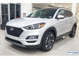 TUCSON SPORT 2019 VARIEDAD DE COLORES , Hyundai Puerto Rico