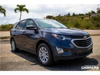 Chevrolet Puerto Rico Chevrolet, Equinox 2019