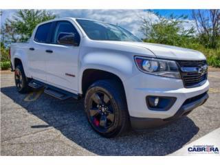 COLORADO LIQUIDACIÓN FINAL $25,995 , Chevrolet Puerto Rico