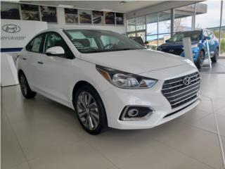 Hyundai, Accent 2020, Hyundai Puerto Rico