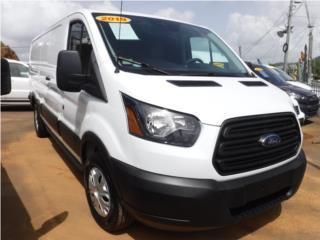Ford Puerto Rico Ford, Transit Cargo Van 2019