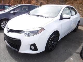 Toyota Puerto Rico Toyota, Corolla 2014