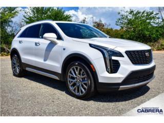 Cadillac, XT4 2019, Chevrolet Puerto Rico