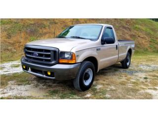Ford Puerto Rico Ford, F-250 Pick Up 1999