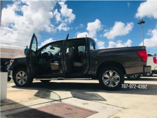 2018 TITAN PRO-4X CUMMINGS TURBO DIESEL , Nissan Puerto Rico