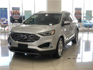 Edge SEL 2019 , Ford Puerto Rico