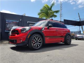 Mini Countryman S JCW Package 2016 , MINI  Puerto Rico