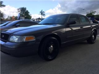 Ford Puerto Rico Ford, Crown Victoria 2008