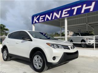 RAV4 SPORT 2017 EXCELENTES CONDICIONES , Toyota Puerto Rico