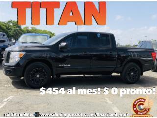 Nissan Puerto Rico Nissan, Titan 2017