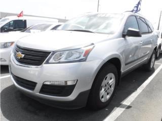 Chevrolet, Traverse 2015, Cruze Puerto Rico
