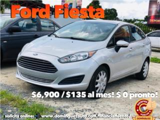 FORD FUSION 2017 , Ford Puerto Rico
