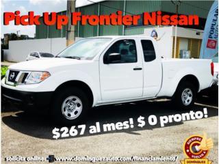NISSAN FRONTIER PRO 4X 4X4 2019 , Nissan Puerto Rico