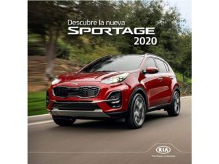 Kia Puerto Rico Kia, Sportage 2020