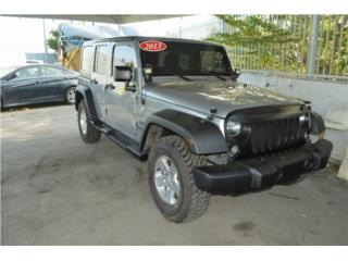 WRANGLER SPORT UNLIMITED 4X4 , Jeep Puerto Rico