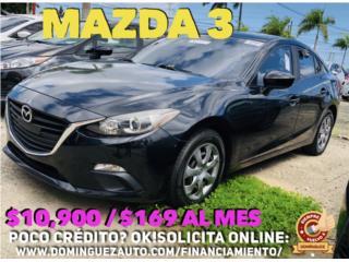 Mazda Puerto Rico Mazda, Mazda 3 2014