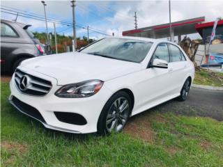 Mercedes Benz Puerto Rico Mercedes Benz, Clase E 2016