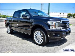 FORD F-150 KING RANCH 4X4 2018  , Ford Puerto Rico