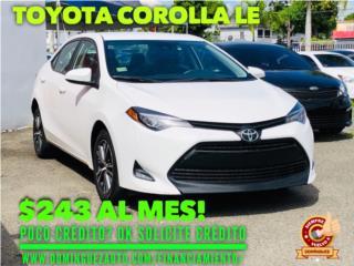 TOYOTA CAMRY LE  , Toyota Puerto Rico
