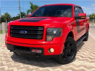 Ford Puerto Rico Ford, F-150 2014