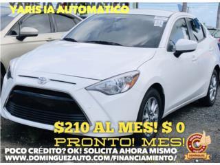 YARIS NUEVO! SEDAN , Toyota Puerto Rico