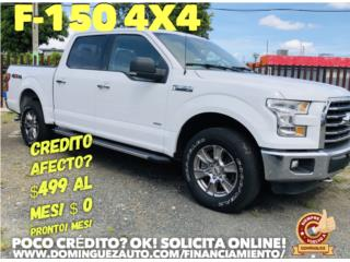 FORD F-150 XLT 2018 , Ford Puerto Rico