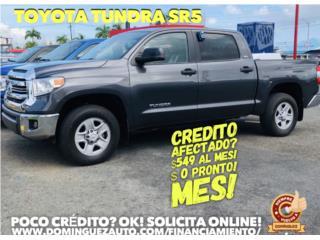 TOYOTA TACOMA SR 2018 solo 9mil MILLAS , Toyota Puerto Rico