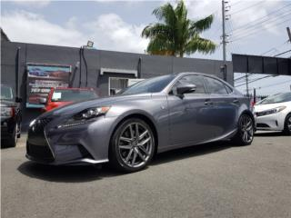 Lexus, Lexus IS 2016  Puerto Rico