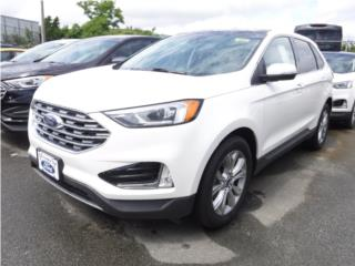 Ford Puerto Rico Ford, Edge 2019