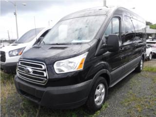 Ford Puerto Rico Ford, Transit Passenger Van 2019