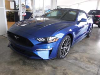 Mustang 5.0L 2019 , Ford Puerto Rico