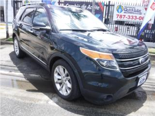 FORD EXPLORER XLT 2012 SOLO 27K MILLAS! , Ford Puerto Rico