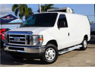 Ford Puerto Rico Ford, E-250 Van 2012