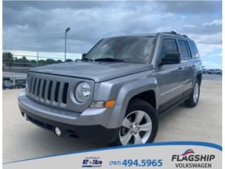 Jeep Puerto Rico Jeep, Patriot 2015