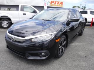 Honda, Civic 2017, Civic Puerto Rico
