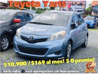 Toyota, Yaris 2014, Prius Puerto Rico
