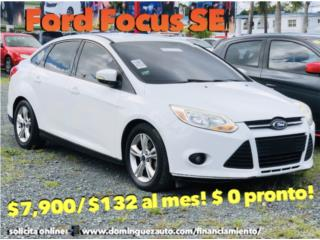 Ford Puerto Rico Ford, Focus 2014