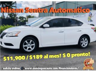 Nissan Puerto Rico Nissan, Sentra 2014