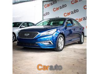 Hyundai Puerto Rico Hyundai, Sonata 2017