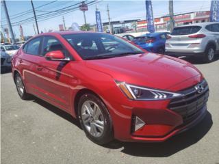 Hyundai, Elantra 2020, Tucson Puerto Rico