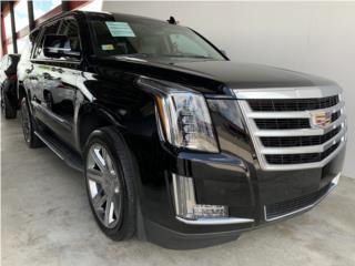 Cadillac Puerto Rico Cadillac, Escalade 2016