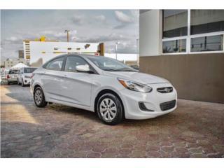 Hyundai, Accent 2017, Mazda Puerto Rico